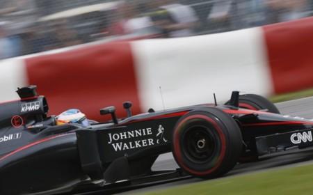 Fernando Alonso Gp Canada F1 2015
