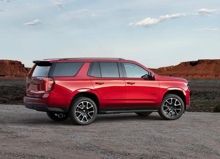 Chevrolet Tahoe 2021 Precio Mexico 4