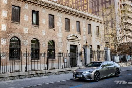 Lexus Ls 500h 2021 Prueba 042