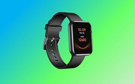 Este smartwatch básico Ticwatch mide actividad, temperatura y oxígeno en sangre y está a precio mínimo en Amazon de 49 euros