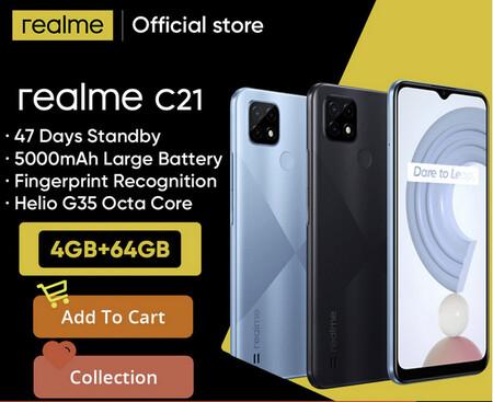 Realme C21 05
