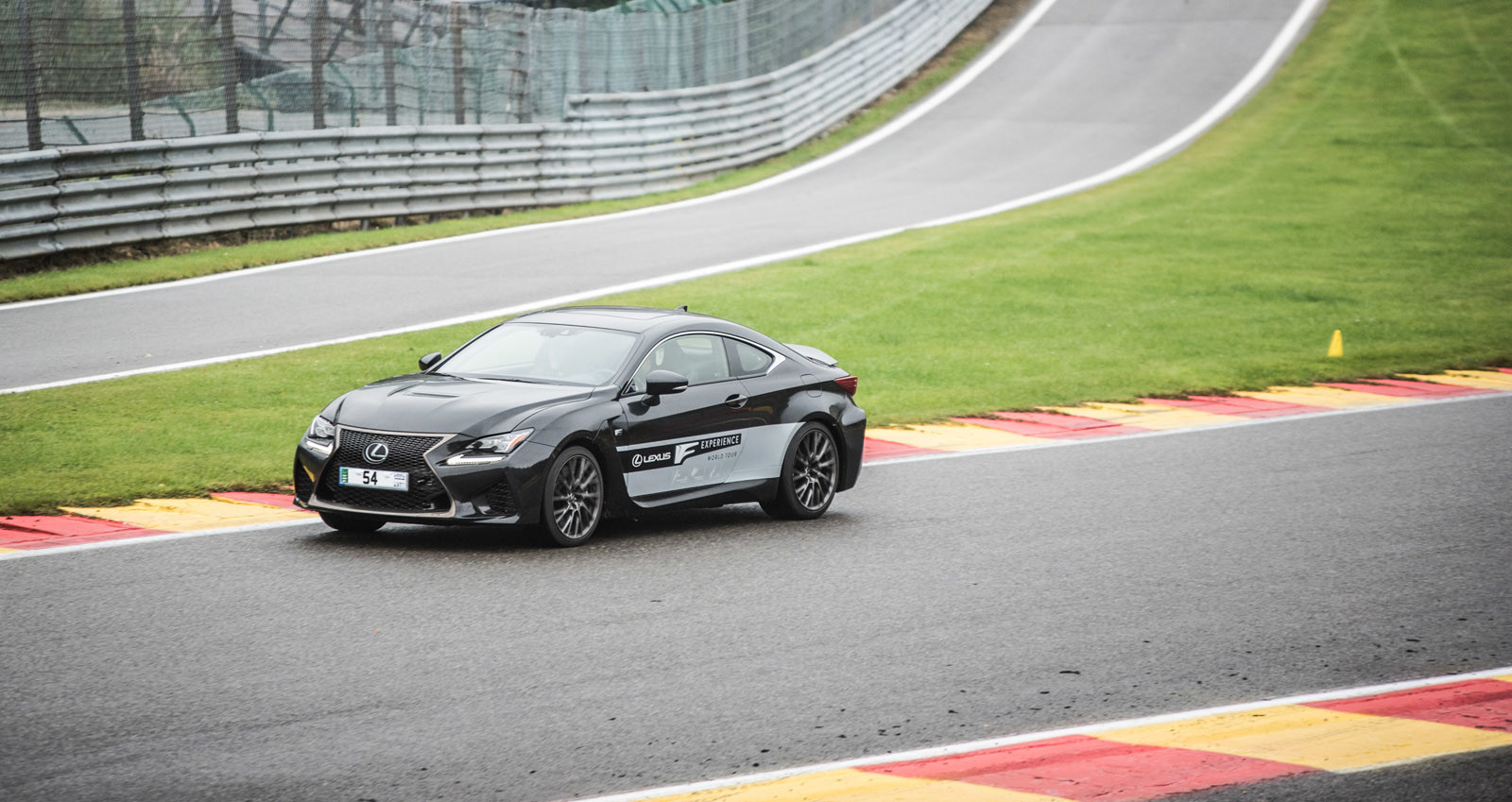 Foto de Lexus F Experience World Tour Spa-Francorchamps (93/119)