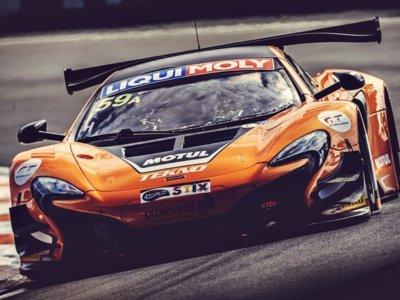 McLaren vuelve a probar el sabor de la victoria... en las 12 Horas de Bathurst