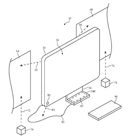 Patente Imac Proyector