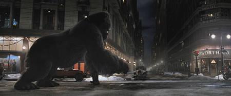 King Kong, Jackson humaniza a la bestia