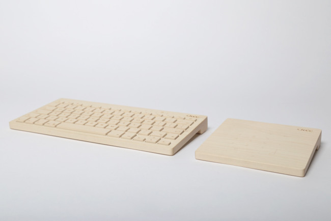Clavier Bois Trackpad Noyer 1024x1024