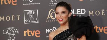 Premios Goya 2019: Juana Acosta llega para arrasar con un impresionante vestido de Dolce & Gabbana