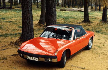 40 aniversario del Volkswagen-Porsche 914