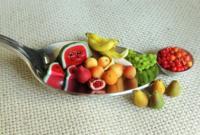 Fair Child Art, detalladas obras de arte de comida en miniatura