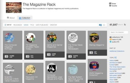 The Magazine Rack