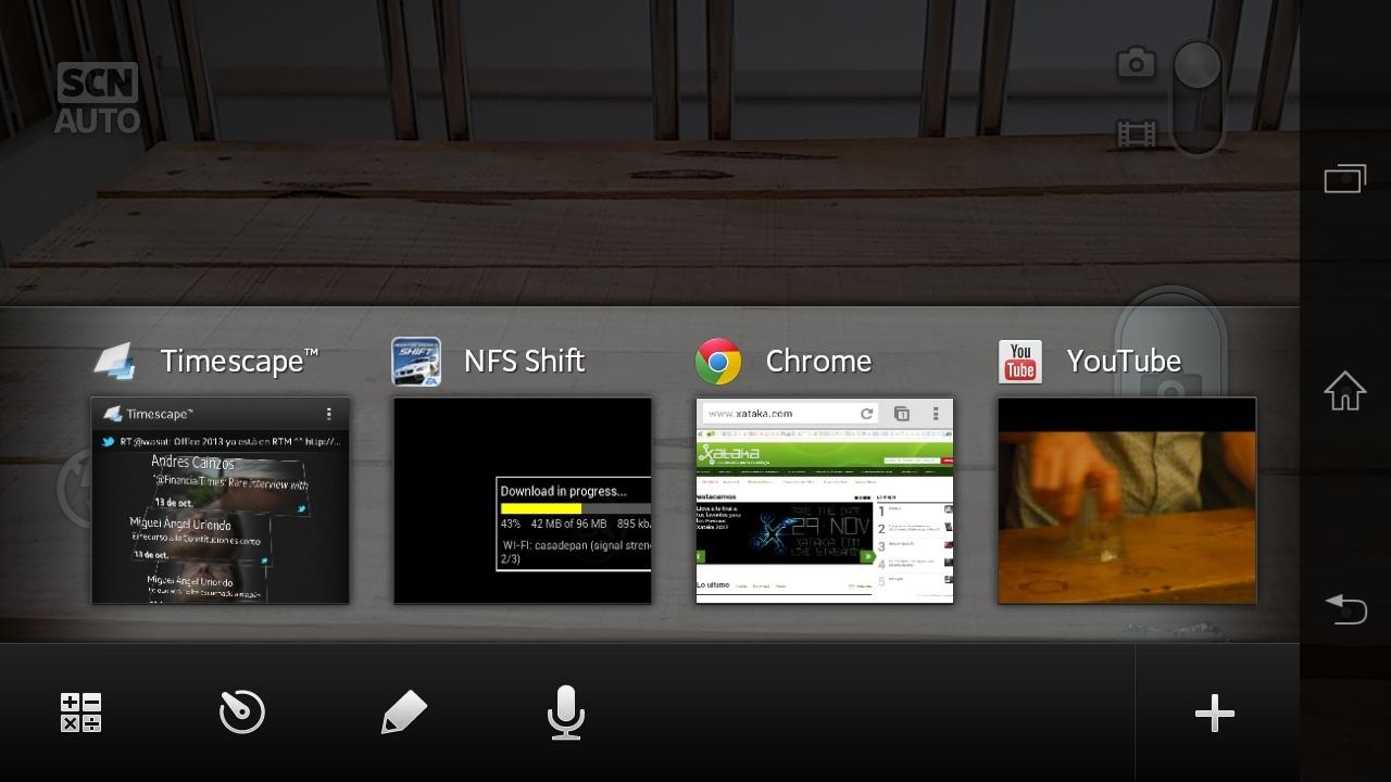 Foto de Xperia T capturas sistema operativo (2/8)