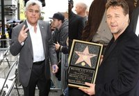 Russell Crowe ya tiene su propia estrella