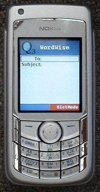 EQ3, teclado QWERTY para móviles