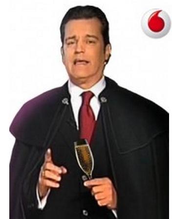 Ramón García y Vodafone dan las campanadas para recibir el iPhone 5