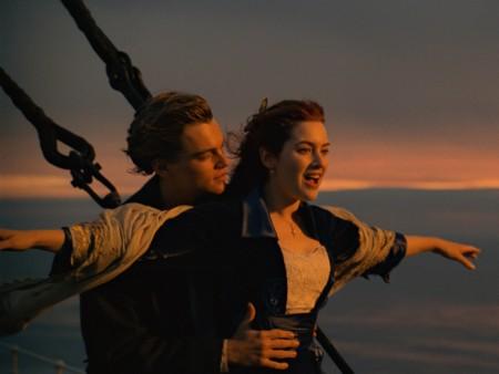Im On Top Of The World Titanic