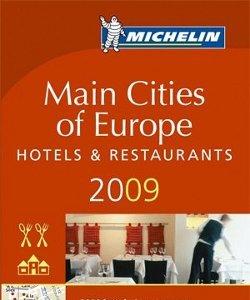 Guía Michelín Europa 2009