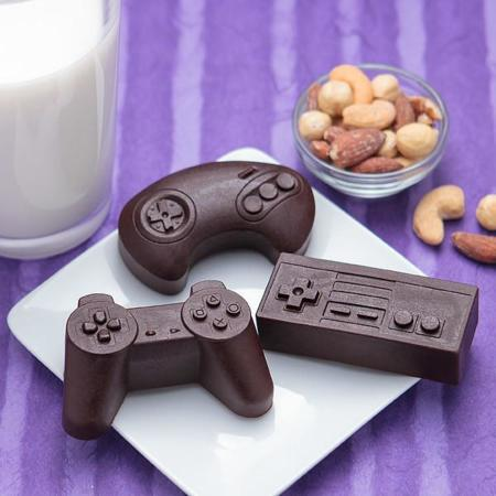 Classic Game Controller Silicone Mold