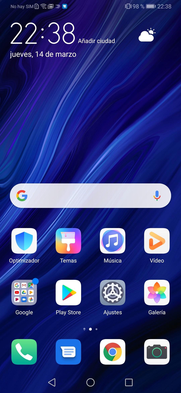 Foto de Huawei P30 interfaz (19/31)