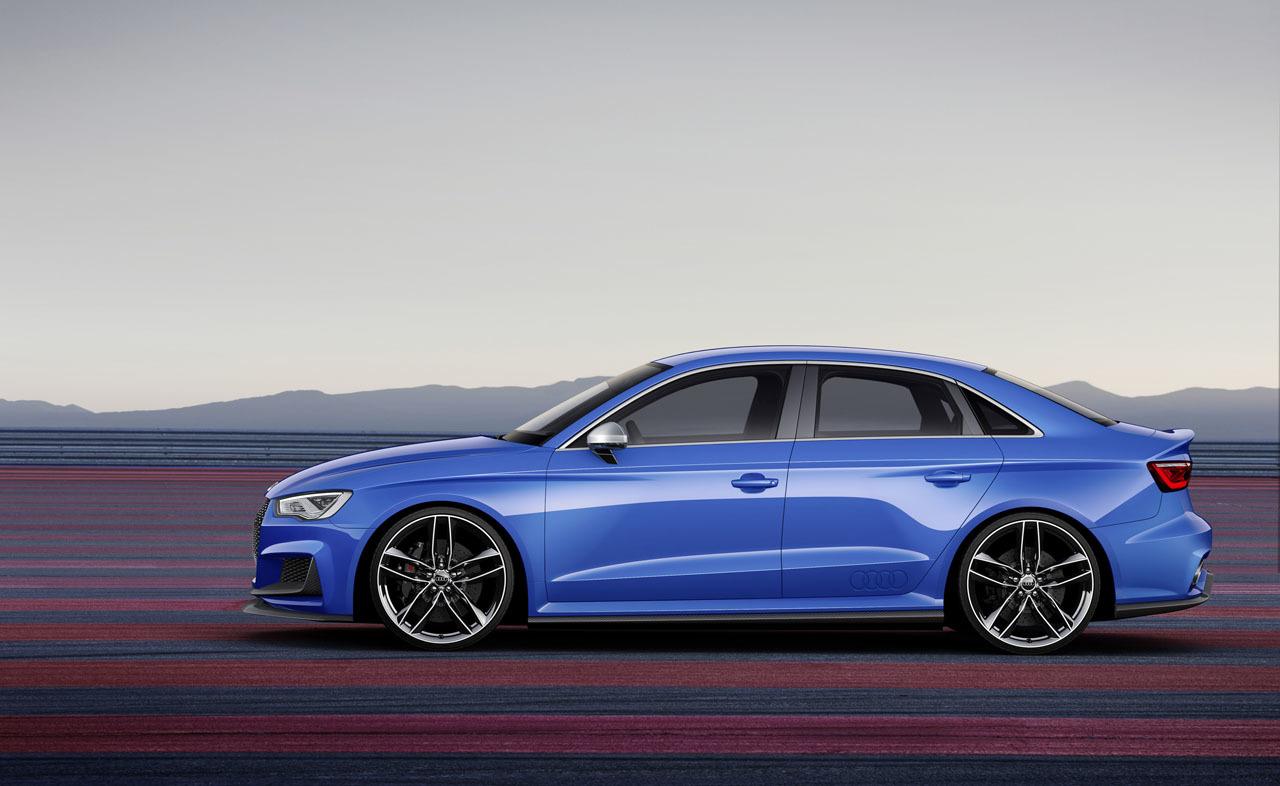 Foto de Audi A3 clubsport quattro concept (6/8)