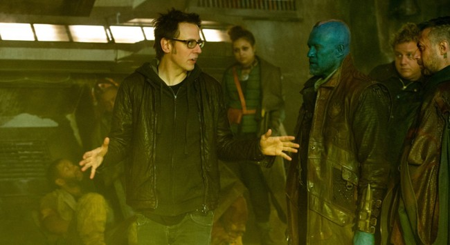 James Gunn Guardians 2