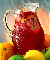 Bebidas para soportar la ola de calor