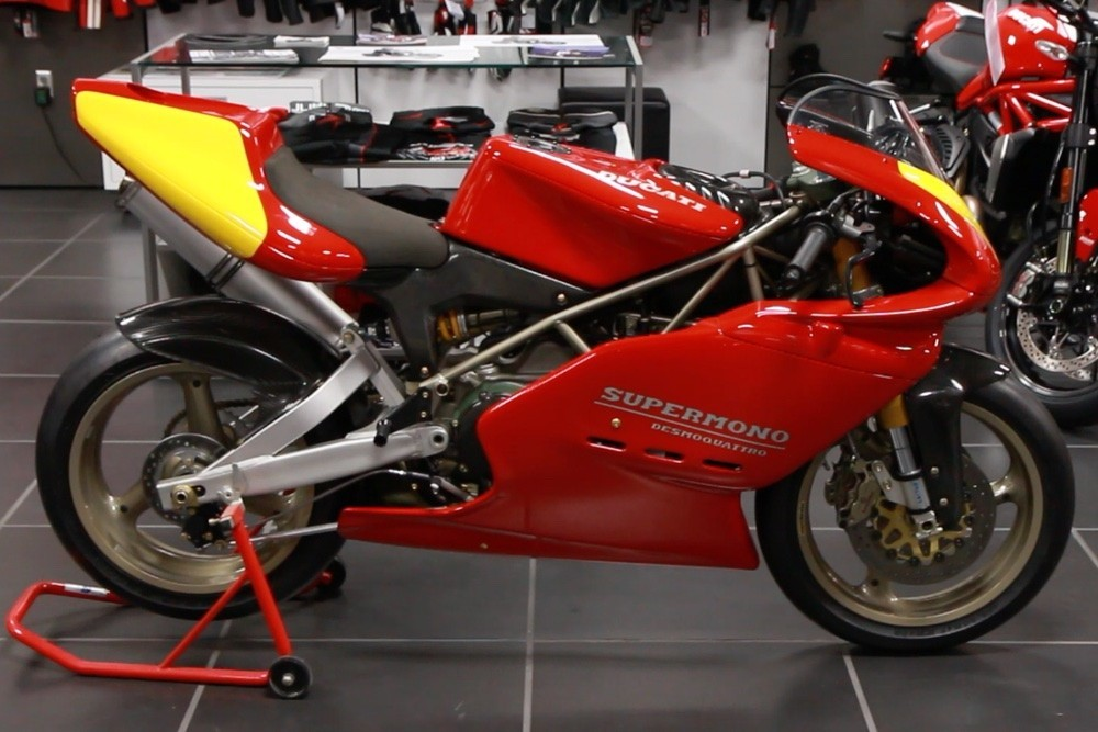 Foto de Ducati Supermono (6/12)