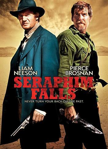 Trailer y poster de 'Seraphim Falls', con Neeson y Brosnan