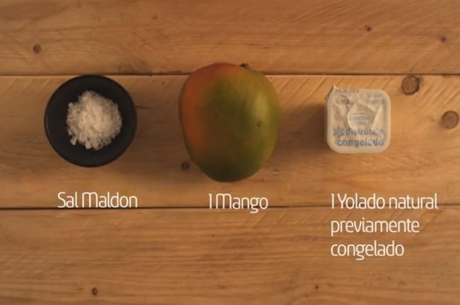 canelones mango yolado ingredientes