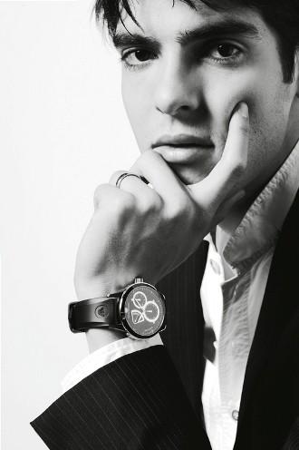 Kaká es la nueva imagen de Armani