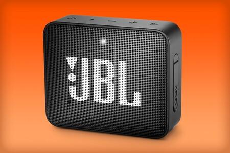 Bocinas inalámbricas JBL GO 2 de oferta en Amazon México: resistente al agua y hasta cinco horas de música desde 579 pesos