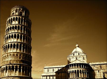 La Torre de Pisa se endereza