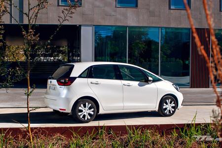 Honda Jazz e:HEV híbrido prueba