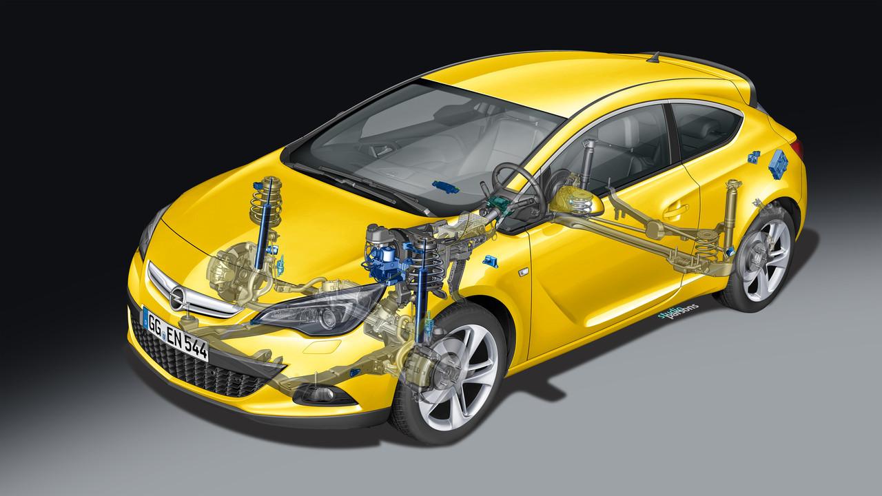 Foto de Opel Astra GTC (10/90)