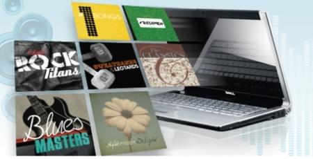 Dell deja que pidas música con tu ordenador, sin DRM
