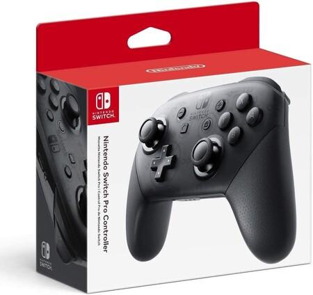 Nintendo Switch Pro Controller para Switch de oferta en Amazon México por Hot Sale 2021