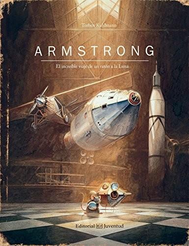 libro sobre el viaje a la luna