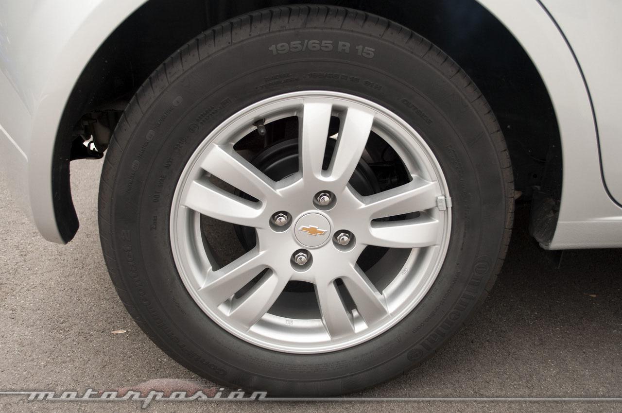 Foto de Chevrolet Aveo (presentación) (25/26)