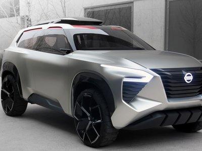 Xmotion Concept, el ejercicio poético con el que Nissan quiere plantear su futuro