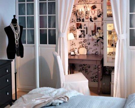 Un dormitorio de Ikea Catálogo 2012