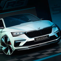 El Škoda Vision RS será un híbrido enchufable con 245 CV y 70 kilómetros de autonomía eléctrica