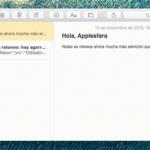 Esto es todo lo que puedes hacer con Notas para OS X El Capitan