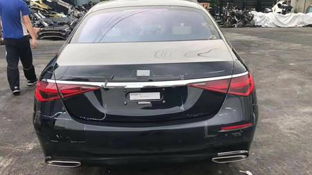 Mercedes Benz Clase S 2021 2