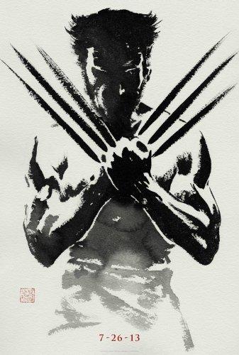 El primer cartel oficial de The Wolverine