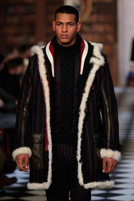 Rayas Tommy Hilfiger AW 2013