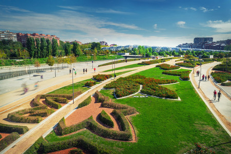 Parques Madrid
