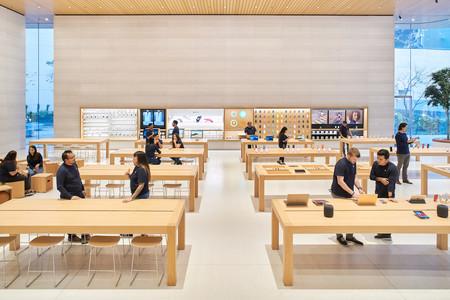 Apple cierra sus Apple Store físicas de México por riesgo del coronavirus COVID-19