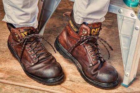12 ofertas de botas para hombre y mujer en Amazon de marcas como Caterpillar, Timberland, Dockers, Nike o Columbia