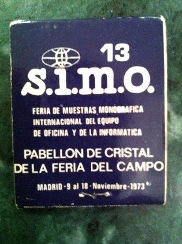Calvo-Sotelo asume la presidencia del SIMO