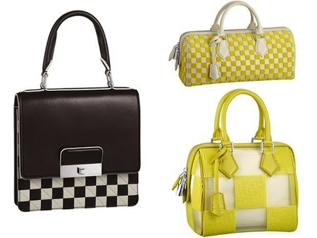 Estallido de color en los nuevos bolsos de Louis Vuitton