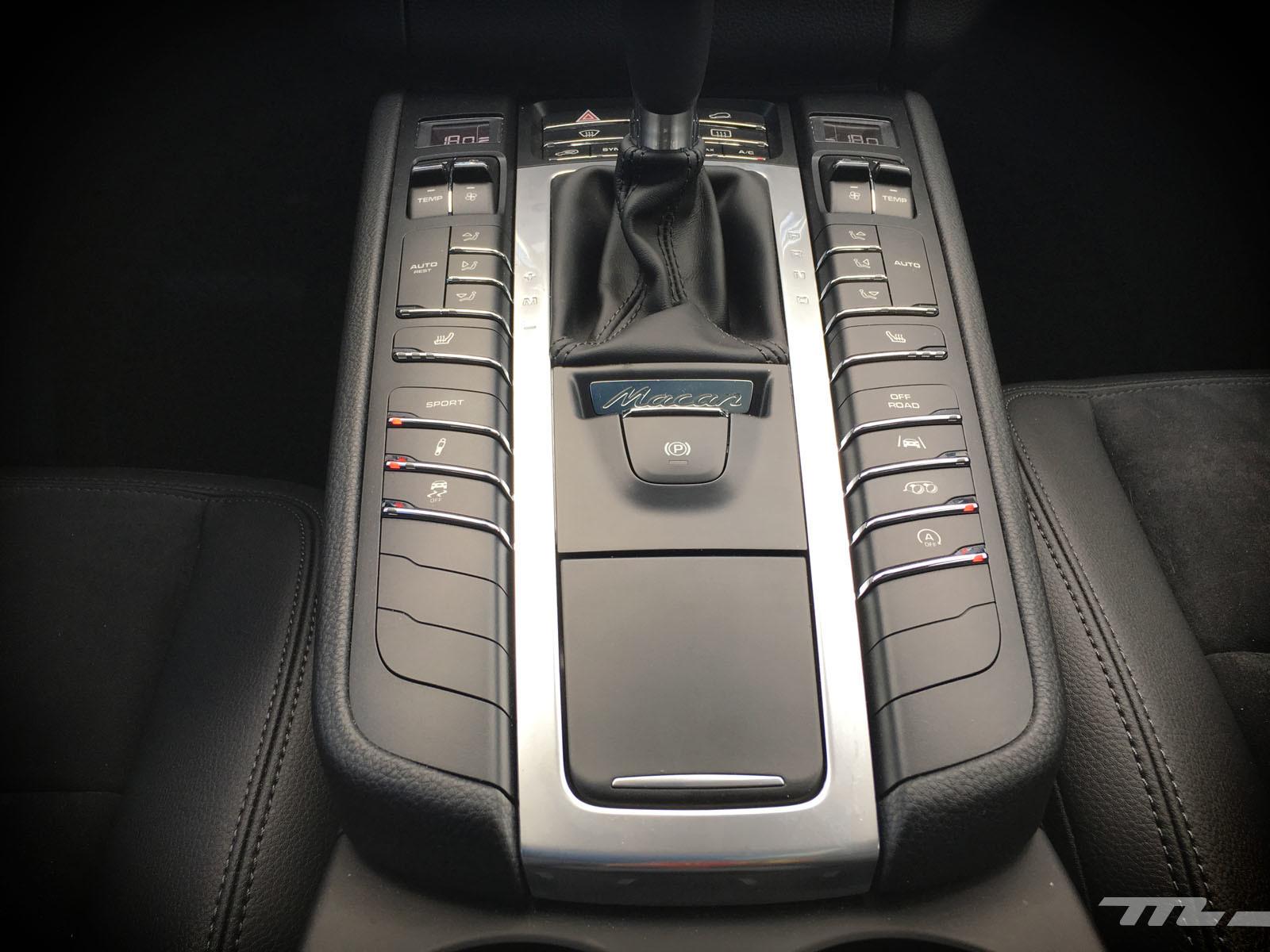 Foto de Porsche Macan (prueba) (16/40)